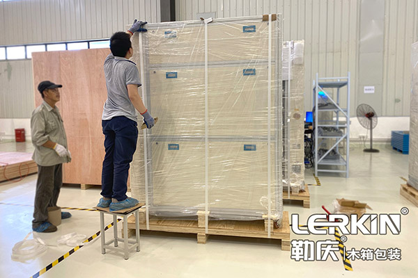 上海木箱包装